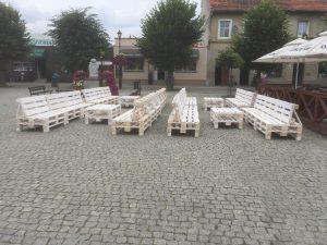 Wykonanie mebli drewnianych na Rynek w Prusicach
